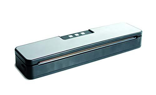 Maxxo VM Compact Vakuumierer Schweißgerät vollautomatischer Vakuumiergerät, inkl. 3 Profi-Folienbeutel  praktische Maße Top-Qualität, stabile Schweißnaht, Einfache Bedienung