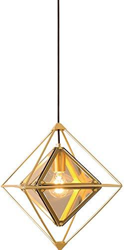 Creatieve hanglamp raamdecoratie lamp kledingwinkel hanglamp Nordic bar kleine hanglampen creatieve persoonlijkheid baksteen retro bar kroonluchter ijzer E27