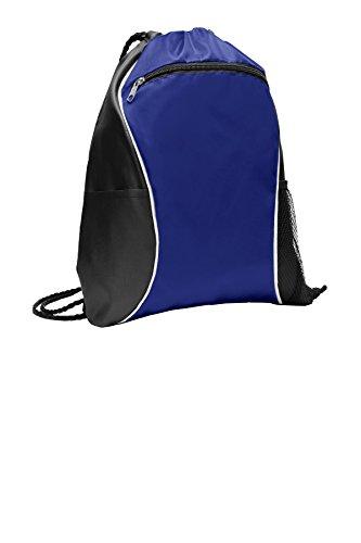 Port Authority® Fast Break Cinch Pack. BG613 Hyper Blue OSFA