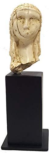 Mini Escultura de la serie Pocket Art - Venus de Brassempouy - resina, 10cm, #pa23