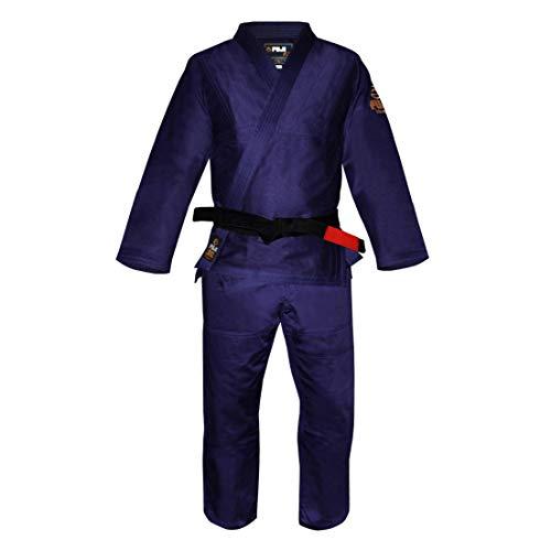 Fuji– All-Around BJJ Uniform – BJJ & Jiu Jitsu Gi, Navy, 2