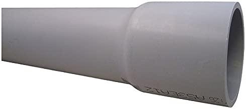 CANTEX INDUSTRIES A52DA12 Schedule 40 PVC Electrical Conduit, 3-Inch by 10-Feet