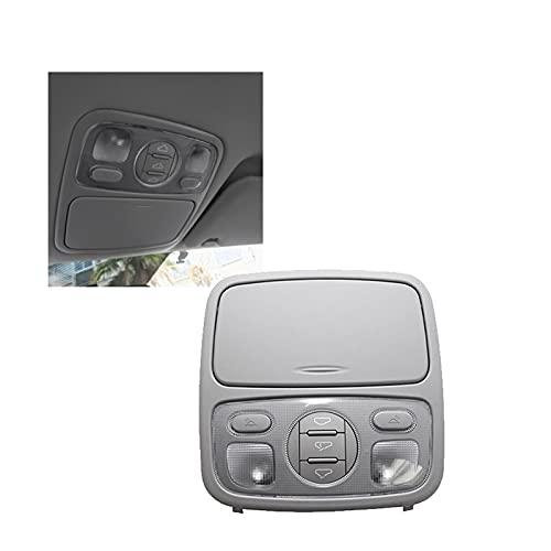 HUAYU Auto Zonnebank Dak Overhead Control E Lezen Licht Zonnebrand Schakelaar Fit voor KIA RONDO CARENS 2007-2012 928101D000QW (Color : As shown)
