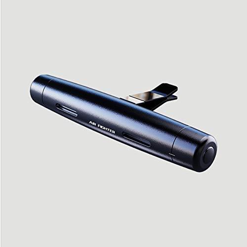 WZM Desktop Salpicadero del Coche Decoración Cortador de Martillo de Seguridad Incorporado Coche Aromaterapia Aceites Esenciales 3.5 * 1.8 * 0.6 Pulgadas (Pieza de Fragancia * 1) Decorativo