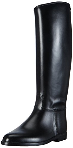 HKM Reitstiefel -Herren Standard- mit Reißverschluß, schwarz, 42