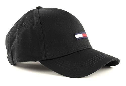 TOMMY HILFIGER TJU Flag Cap M Black