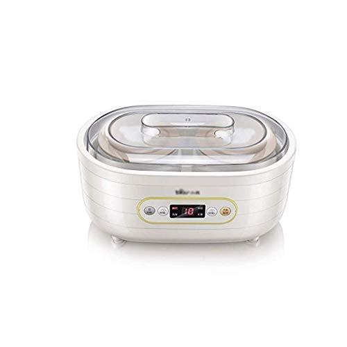 NMDD Joghurtmaschine mit Timer-Funktion - Gläser
