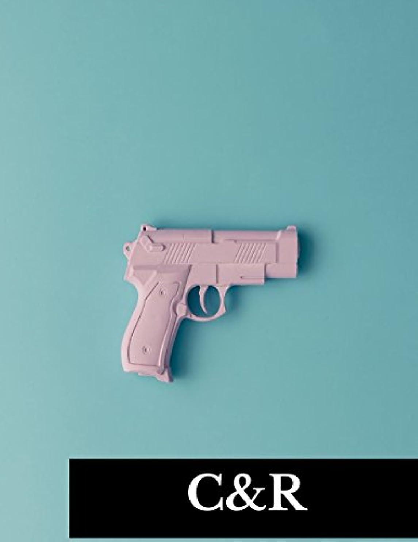 シミュレートするトーク敬の念C&R: Large 8.5 Inches By 11 Inches Book with Records For Up To Fifty Firearms