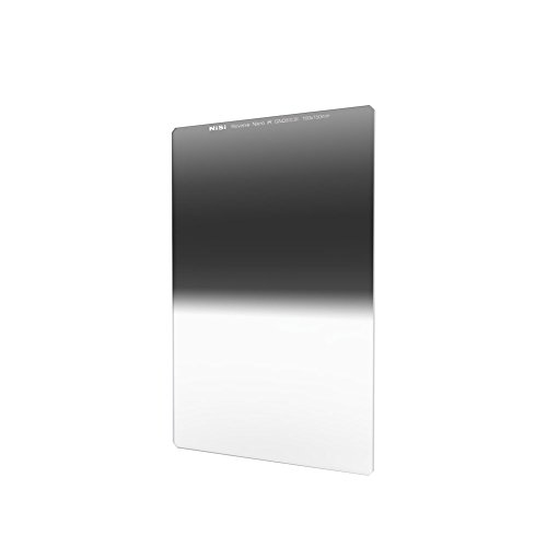 NiSi Filtro Graduado Inverso ND 8(0,9) 3 Pasos 100x150mm Densidad Neutra Graduada-Reverse GND8