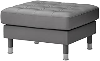 Ottoman and Bench for Sofa Ikea Legs Metal 5 7//8 4 Pack 826.29811.3838