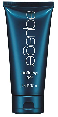 AQUAGE Defining Gel, 6 Oz, Flexible Hold Gel Creme Unites Hair Strands, Controls Curls, Defines Texture, and Eliminates Frizz, Designed to be on Wet Hair