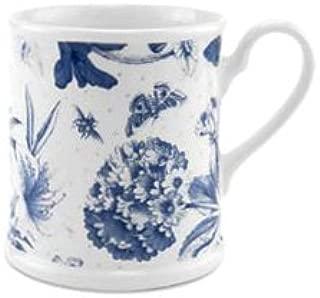 Botanic Blue Mug, Tankard 12 Ounces