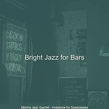 Alluring Jazz Quartet - Ambiance for Speakeasies