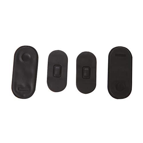 VAILANG 4 Stück Neu für Thinkpad X220i X220T X230 X230T Gummifüße Unterseite