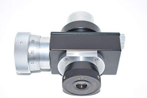 Unitron 12.5X Microscope Objective Lens 0.01mm Micrometer Toolmaker
