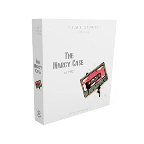Asmodee TS02USASM - T.I.M.E Stories: The Marcy Case Expansion