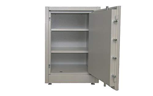 Armario de seguridad Orem blindado–Caja fuerte–Serie PT/ll 100–possibilita de montaje a terra/pared–Dim. mm 700L X 480p X 1000H–Peso 135kg -