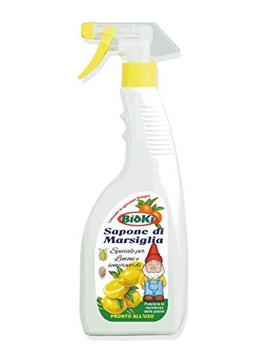 Bioki 27-16 zeep marseille met citroen
