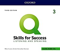 Q: Skills for Success: Level 3: Listening and Speaking Audio CDs