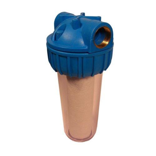 Mauk Wasserfilter 5000l/h 2,54cm (1Zoll) + PP-Filter