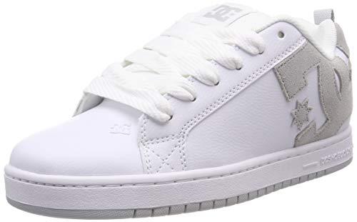 DC Shoes - Skateboardschuhe in Weiß White Grey Xwss, Größe 53.5 EU