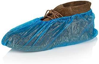 Cubrezapatos cpe, Color Azul Talla Unica - 100 Unidades