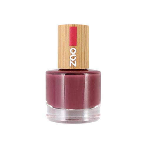 ao - Bambus Nagellack - Nr. 667 / Amaranth Pink - 8 ml