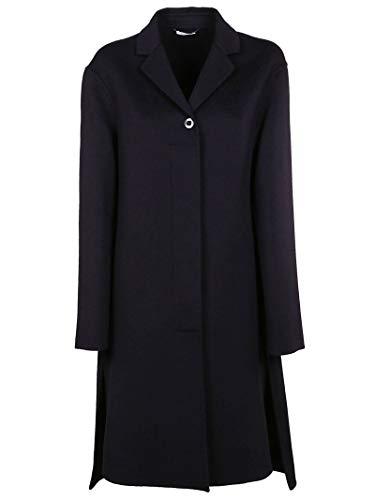 Jil Sander Luxury Fashion Damen JSCO120084WO100403401 Blau Mantel | Frühling Sommer 19
