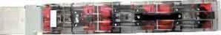 Striebel&John NH-Lastleiste ZE58 GR.3 630A 3pol. Sicherungsleiste 4011617610434