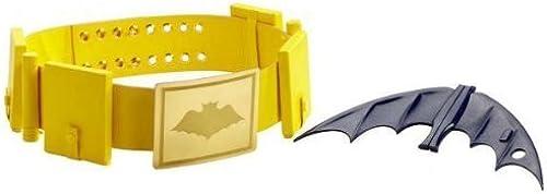 DC Classics TV Series Batman 1966 Prop Replica Utility Belt by Mattel