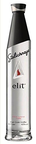Stolichnaya Elit Vodka Jeroboam 40% Methusalem Flasche