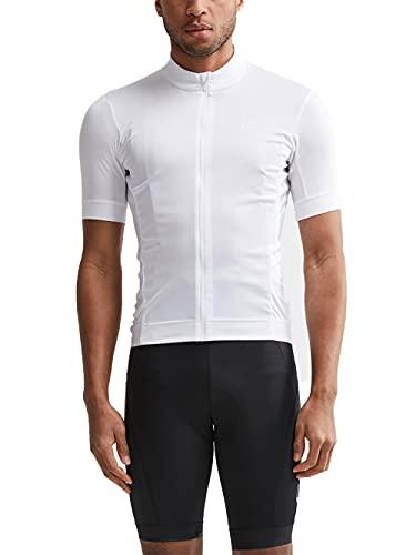 Craft Essence Jersey M - Maglia da Uomo, Taglia XS, Colore: Bianco