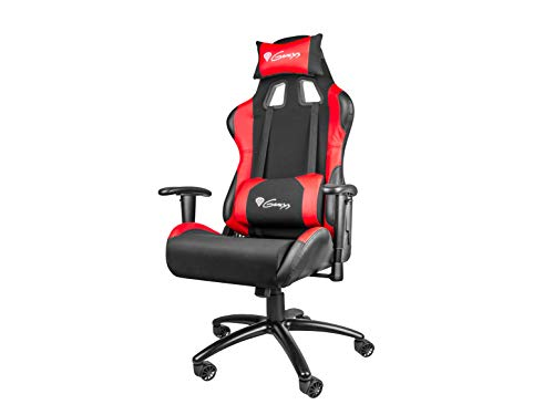Natec Genesis - Gaming Chair nitro550 Black-Red