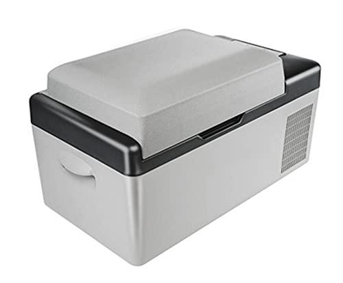 Refrigerador de RV,refrigerador de camiones de yates,refrigerador compacto de control de aplicaciones 20L,refrigerador de refrigeración rápida para la fuente de alimentación de voltaje de 12V / 24V