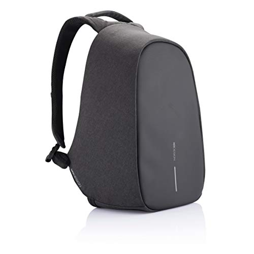 XD Design Bobby Pro Anti-Theft Backpack Black USB/Type C (Unisex Bag)