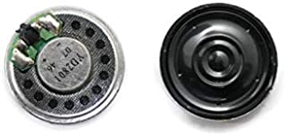 Electronicspices Aluminium Shell Internal Magnet mini Speaker Loudspeaker, 1.2 inches , Multicolour