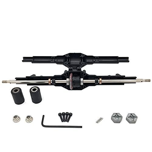 Dilwe RC Gearbox, Hinterachse Gearbox Parts Upgrade Zubehör für FY01 02 03 WLtoys 12428 12423 RC Car
