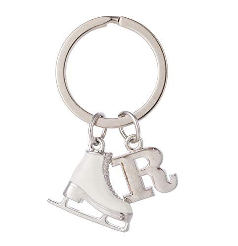 cooltime Schlittschuh-Schlüsselanhänger für Damen und Mädchen.