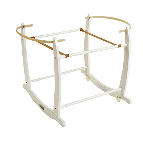Clair de Lune Deluxe Rocking Stand (White)