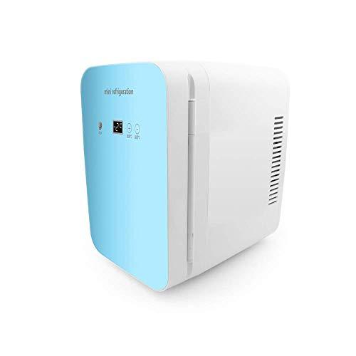 Réfrigérateur portable / mini congélateur / petit réfrigérateur de voiture - 8L-55W, refroidissement rapide, économie d'énergie et muet, conversion de refroidissement et de chauffage, trois étages in