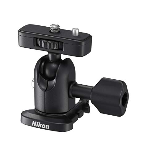 Nikon Base Adapter for KeyMission 360 & 80 Action Cameras (Renewed)