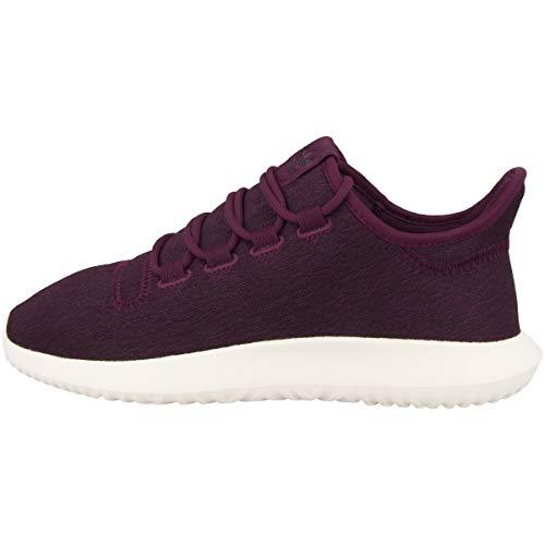 adidas Tubular Shadow W, Scarpe da Ginnastica Donna, Rosso (Granat/Granat/Casbla 000), 43 1/3 EU