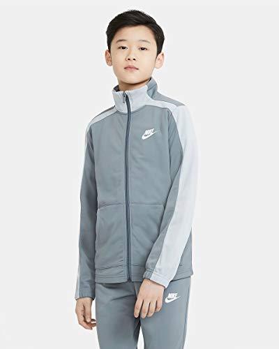 Nike Sportswear - Chándal para niños, color gris, cód. DD0324-084 gris 12...