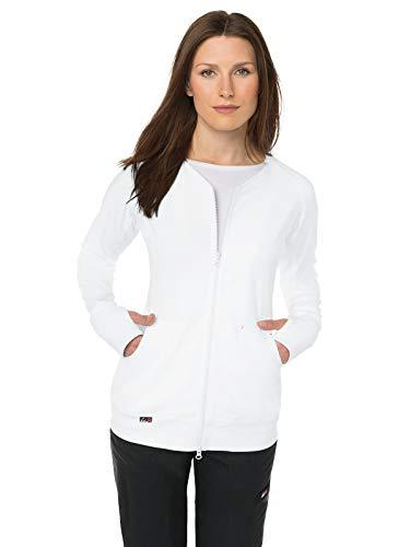 KOI Lite 445 Women's Clarity Jacket White S
