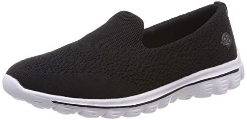 Dockers by Gerli Damen 44HE201-700100 Sneaker, Schwarz (Schwarz 100), 39 EU