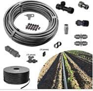 IRRIGATION-MART Garden Kit A-BV 1000ft 10 Rows Vegetables