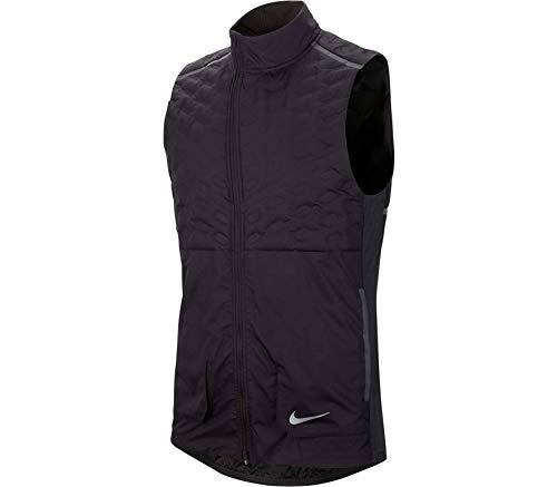 Nike Aeroloft Vest Mens Jackets Size S, Color: Black