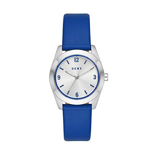 DKNY Nolita Reloj de cuarzo para mujer de acero inoxidable