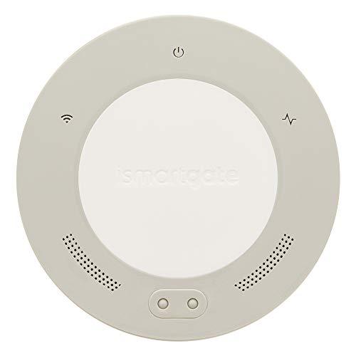 capteur /étanche pour le contr/ôleur de porte de garage wi-fi ismartgate Compatible avec les portes de garage sectionnelles et basculantes. Capteur dinclinaison sans fil ismartgate