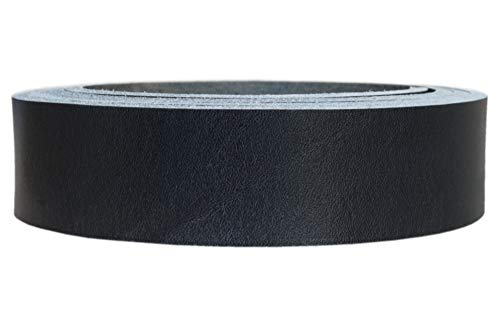 2mm stark 0,5 cm breit RISEN/&LOUD Lederband Flachriemen 20 cm lang wei/ß